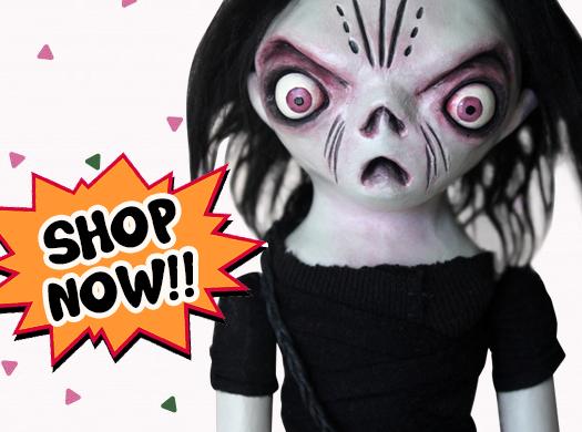 Creepy Dolls For Sale