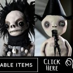 Cute And Creepy Dolls For Sale