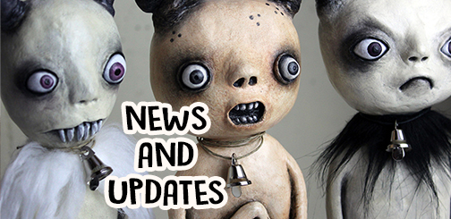 Gothic Dolls News and Updates
